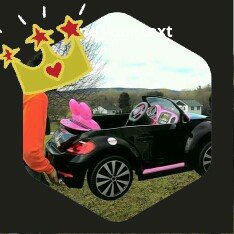 Photo of Aria Child 6V RIDE ON VW BEETLE - Red uploaded by Amanda L.