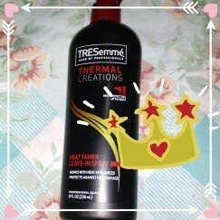 TRESemme Thermal Creations Heat Tamer Protective Spray uploaded by Hodra Vanessa S.