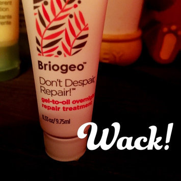 Photo of Briogeo Don't Despair, Repair! Gel-to-Oil Overnight Repair Treatment uploaded by Angela N.