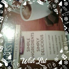 Swiss Miss® Simply Cocoa Milk Chocolate Hot Cocoa Mix uploaded by Edz S.
