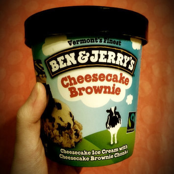 Ben & Jerry's Cheesecake Brownie Ice Cream 16 oz uploaded by Christina M.