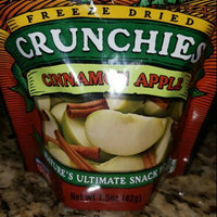 Crunchies Freeze Dried Snack Food Cinnamon Apple uploaded by Tracy V.