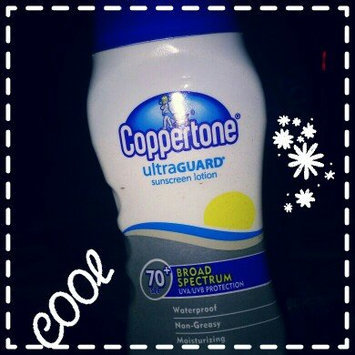 Coppertone Ultra Guard Sunscreen Lotion uploaded by Derek C.