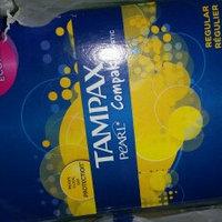 Tampax Pearl Compak plastic uploaded by sarah n.