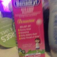 Children's Benadryl® Bubble Gum Flavored Liquid Allergy 4 Fl Oz Box uploaded by Amanda O.