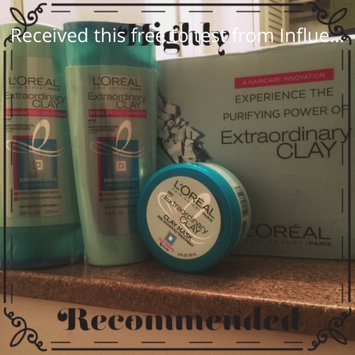 L'Oréal Extraordinary Clay Rebalancing Conditioner uploaded by Tiffany B.