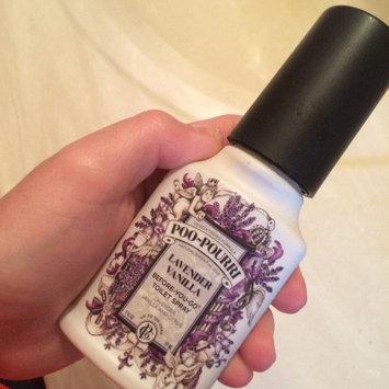 Poo Pourri Poo-Pourri Before-You-Go Toilet Spray, Lavender, Vanilla & Citrus, 2 oz uploaded by Brittany B.
