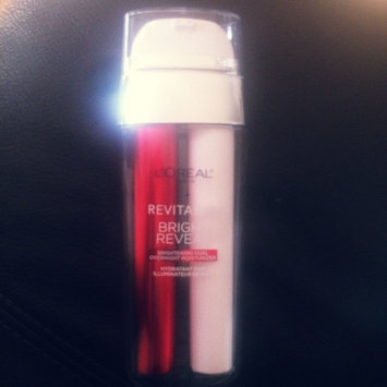 L'Oréal Paris Revitalift Bright Reveal Brightening Dual Overnight Moisturizer uploaded by Ana S.