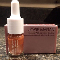 Josie Maran Coconut Watercolor Eyeshadow uploaded by Brooke S.