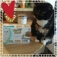 Purina Fancy Feast Fancy Feast Seafood Feast Variety Classic Wet Cat Food - 3 oz (12 pk) uploaded by Prudence B.