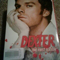 Photo of Dexter: The First Season [4 Discs] (used) uploaded by Jessica T.