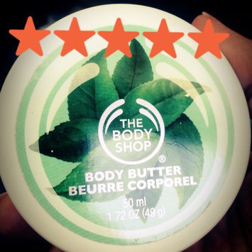 The Body Shop Fuji Green Tea Mini Body Butter 1.72 Ounce uploaded by Bebe B.