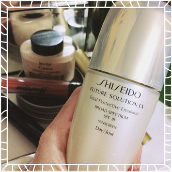 Photo of Shiseido Future Solution Lx Total Protective Emulsion SPF 18 uploaded by Vanessa K.