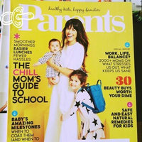 Parents Magazine uploaded by Lisa R.
