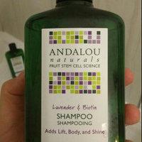 Andalou Naturals Full Volume Shampoo uploaded by Alicia B.