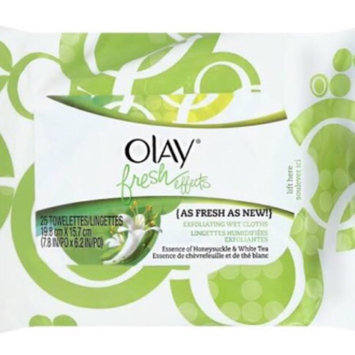 Photo of Olay Fresh Effects As Fresh As New Exfoliating Wet Cloths uploaded by Silvia M.