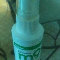Hollister m9 Odor Eliminator Spray, 2 oz, Scented QTY: 1 uploaded by Carole M.