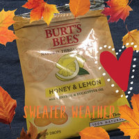 Burt's Bees Natural Throat Drops uploaded by Alicia E.