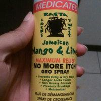 Rasta Locks & Twist Jamaican Mango & Lime No More Itch Gro Stray uploaded by Whitney G.