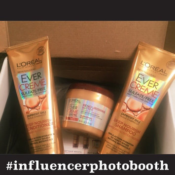 Photo of L'Oréal Paris Ever Sleek Sulfate Free Intense Smoothing Haircare Regimen Bundle uploaded by Jackie B.