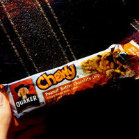 Quaker Chewy, Peanut Butter Chocolate Chip uploaded by Elsie R.