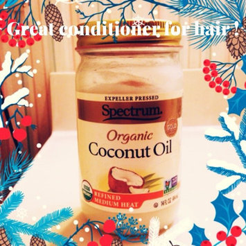 Spectrum Coconut Oil Organic uploaded by Amanda D.