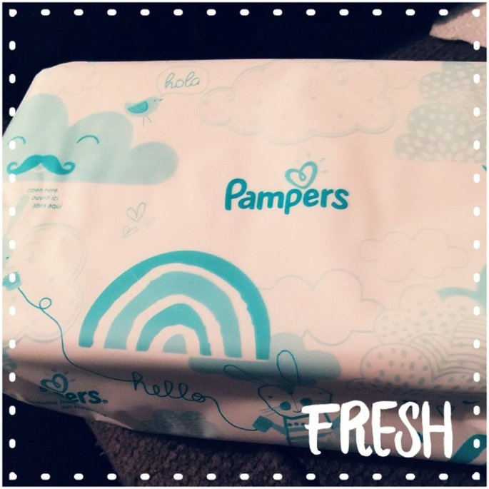Pampers Sensitive Baby Wipes Refills Sensitive 9 Pack uploaded by Julia D.