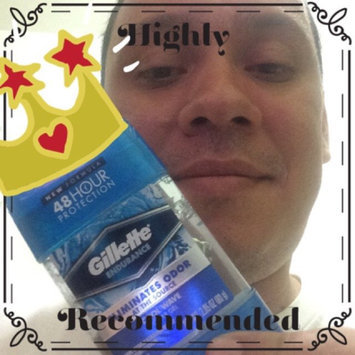 Photo of Gillette Clear Gel Cool Wave uploaded by Francisco C.