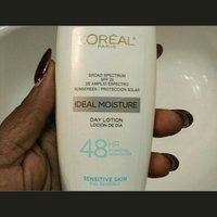 L'Oréal Paris Ideal Moisture™ Sensitive Skin Day Lotion SPF 25 uploaded by Latisha S.