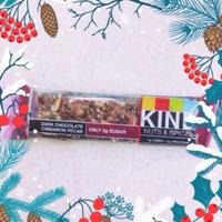 KIND Nuts & Spices Dark Chocolate Cinnamon Pecan Bar uploaded by Katrina K.