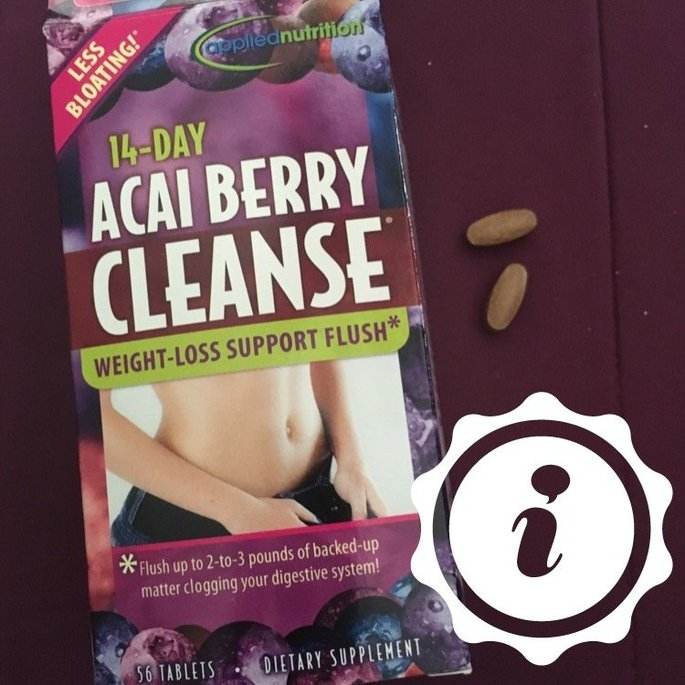 Irwin Naturals Acai Berry Cleanse Supplement uploaded by Veronica C.