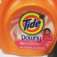 Tide Plus A Touch of Downy April Fresh High Efficiency Liquid Laundry uploaded by Angel F.