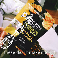 popchips Cheddar Popped Chips uploaded by Rosemary F.