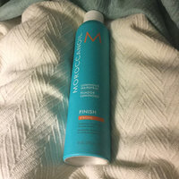 Moroccanoil Luminous Hairspray Strong uploaded by ML T.
