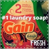 Gain Liquid Detergent uploaded by member-7b3bfd2ea