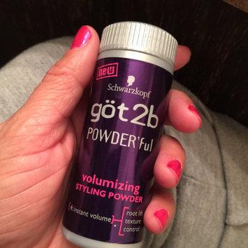göt2b POWDER'ful Volumizing Styling Powder uploaded by Wendy C.