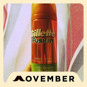 Gillette Fusion Hydragel uploaded by Christi M.