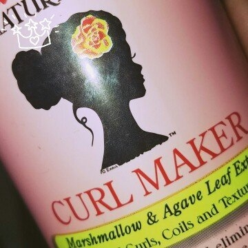 Camille Rose Natural Camille Rose Curl Maker 12 oz uploaded by Andrea W.