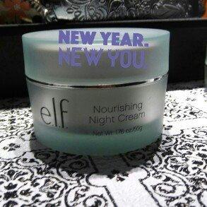 Photo of e.l.f. Skincare Nourishing Night Cream uploaded by Katherine C.