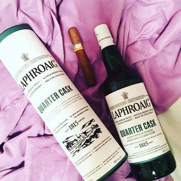 Laphroaig Quarter Cask Single Malt Scotch Whisky 750ml uploaded by Grayce Y.