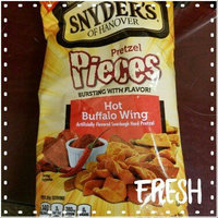 Snyder's-Of-Hanover Hot Buffalo Wing uploaded by Lori W.