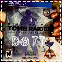 Square Enix Rise of the Tomb Raider - PS4 - Release Date To Be Annouced uploaded by Andria B.