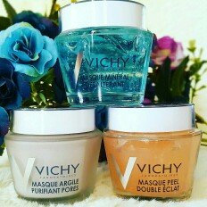 Vichy Double Glow Facial Peel Mask uploaded by Ijeoma S.