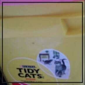 Photo of Tidy Cats Scoop 24/7 Performance Cat Litter uploaded by Amy M.