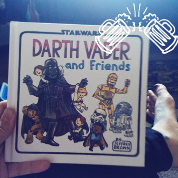 Photo of Star Wars Darth Vader and Friends Book uploaded by Kobi R.