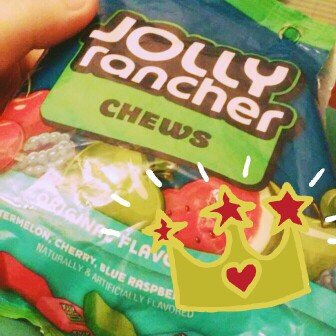 Photo of Jolly Rancher Crunch'n Chew Original Flavors Candy uploaded by Victoria H.