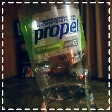 Propel Zero Water Kiwi Strawberry uploaded by Allison P.