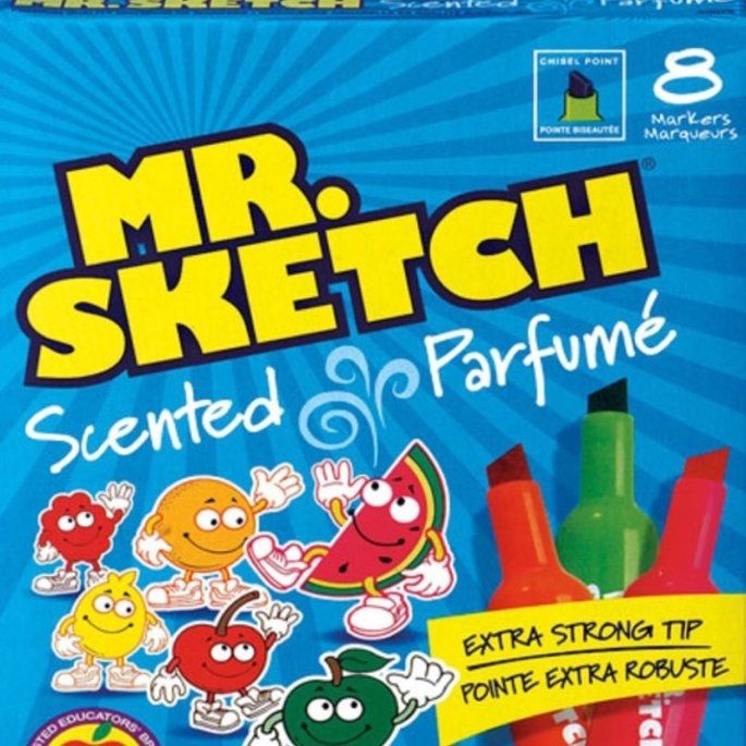 Mr. Sketch Scented Washable Markers uploaded by Jessica B.