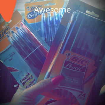 Photo of BIC Gelocity Gel Pens 4+1ct - Black uploaded by Nery C.