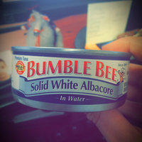Bumble Bee Solid White Albacore Tuna In Water uploaded by Ligia B.